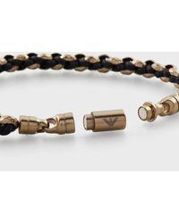 Emporio Armani Bracelets - Noir