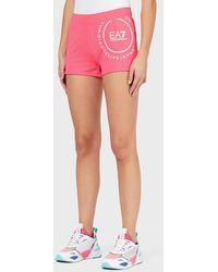 Emporio Armani Pantalones cortos - Rosa