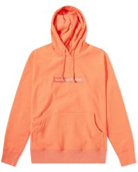 Raised By Wolves - Box Logo Popover Hoody - Lyst