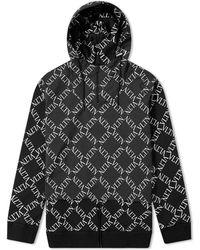 59644e2aa6e2f Stone Island Ripstop Grid Camo Shirt Jacket in Black for Men - Lyst