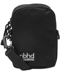 Neighborhood Shoulder Bag - Black