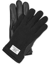 Norse Projects X Hestra Svante Glove - Black