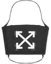 Off-White c/o Virgil Abloh Iconic Arrow Mask - Black