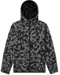 Nike Tech Fleece Windrunner Hoodie - Black