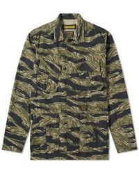 Neighborhood - Military Bdu Shirt - Lyst