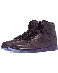 Nike Air Jordan 1 High Zoom Fearless - Purple