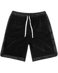 Gucci Chenille Basket Short - Black