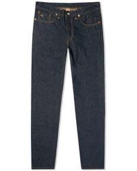 RRL Slim Fit Jean - Blue