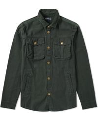 Barbour - Deck Overshirt - Lyst