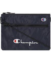 Champion Small Tech Bag - Blue