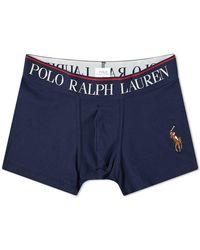 Polo Ralph Lauren Classic Trunk - Blue