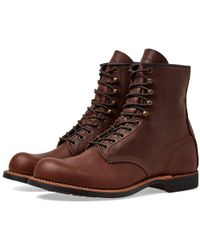"""Red Wing - 2943 Heritage Work 8"""" Harvester Boot - Lyst"""
