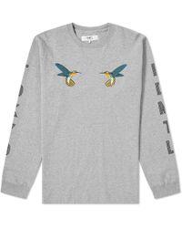 FDMTL - Long Sleeve Hummingbird Tee - Lyst