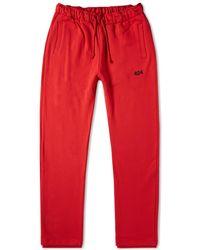 424 Alias Sweat Pant - Red