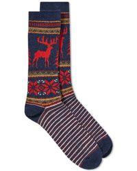 Anonymous Ism - Deer Snow Sock - Lyst