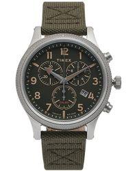Timex - Allied Lt Chronograph Watch - Lyst