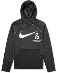 Nike X Undercover Tc Hoody - Black