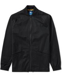 adidas Originals ADC Adicolor Men's Track Jacket Top Black