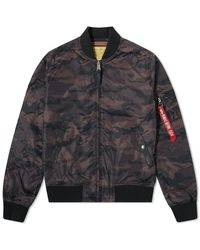 Alpha Industries Ma-1 Tt Jacket - Black