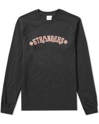 Strangers - Long Sleeve Heart Breakers Tee - Lyst