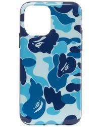 A Bathing Ape Abc Iphone 11 Pro Case - Blue