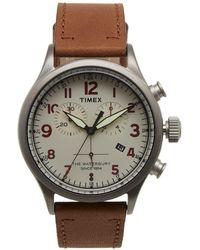 Timex - Waterbury Chronograph - Lyst