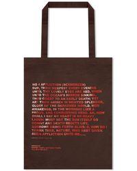 Rick Owens Drkshdw Poem Tote Bag - Multicolor