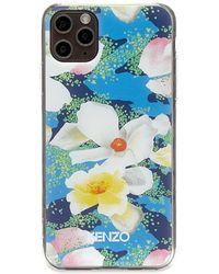 KENZO X Vans Iphone 11 Pro Max Case - Blue