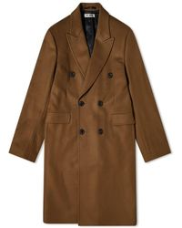 Our Legacy Whale Coat - Brown