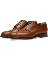 Church's - Church's Thickwood Longwing Brogue - Lyst