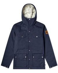 Fjallraven Greenland Winter Jacket - Blue