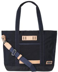 Master Piece Over-nc Tote Bag - Blue