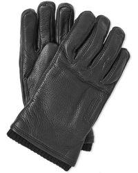 Norse Projects X Hestra Utsjo Glove - Black