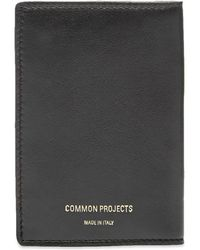 Common Projects Folio Wallet - Black