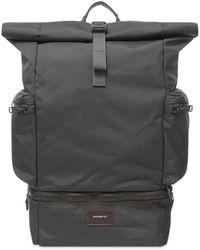 Sandqvist - Verner Rolltop Backpack - Lyst