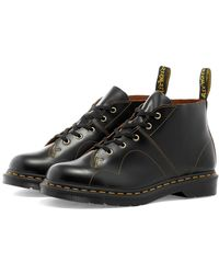 Dr. Martens Church Monkey Boot - Black