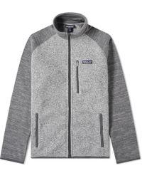 Patagonia Better Jumper Jacket - Gray