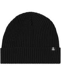 Sophnet Knit Beanie - Black