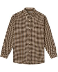Our Legacy - Borrowed Button Down Shirt - Lyst