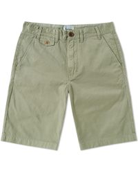 Barbour - Neuston Twill Short - Lyst