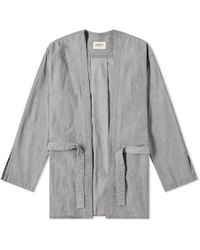 Fear Of God Denim Kimono - Gray