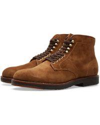 Alden | Alden Munson Boot | Lyst