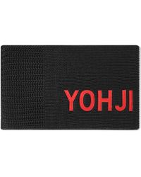 Y-3 Yohji Scarf - Black
