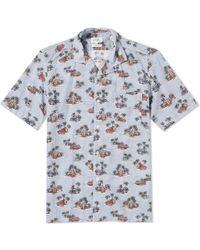 Hartford - Slam Car Vacation Shirt - Lyst