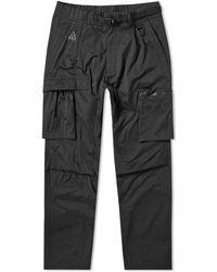Nike Acg Woven Pant - Black