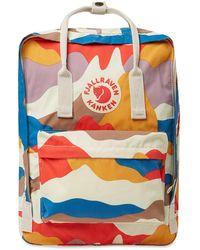 Fjallraven Kånken Art Backpack - Multicolour