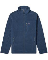 Patagonia Classic Synchilla Jacket - Blue