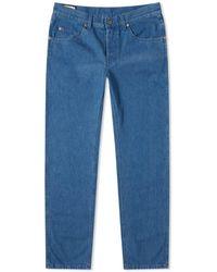 Gucci Light Wash Jean - Blue