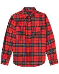 Engineered Garments - Work Shirt - Lyst