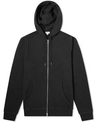 Sunspel - Loopback Zip Hoody - Lyst